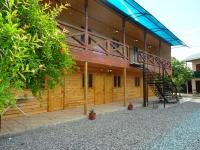 гостиницы абхазии на берегу моря
