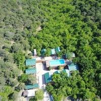 База отдыха «Лесной дворик» Большой Утриш - база отдыха